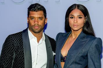 "Ciara And Russell Wilson Respond To Future: ""Rise Above"""