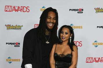 Waka Flocka & Tammy Rivera Renew Their Vows In Mexico