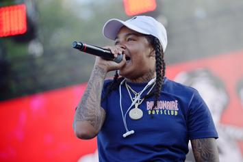 Young M.A. Puffs A Blunt & Previews A New Banger