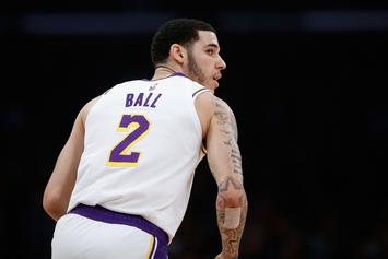Lonzo Ball Out 4-6 Weeks After Spraining His Ankle