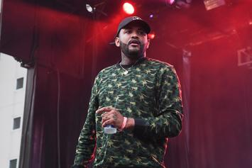 Joyner Lucas Passionately Defends Chris Brown's Honor