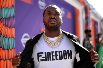 "Meek Mill Laments Never-Ending Battle: ""I Just Wanna Get Off Probation"""