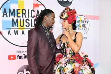 Cardi B Facetime's Offset And Kulture, Wants To Go Back Home