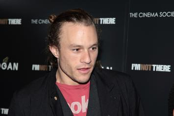 Fans Pay Tribute On 11th Anniversary Of Heath Ledger's Death