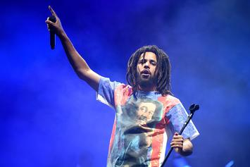 """J. Cole Channels Black Icons Ahead Of """"Middle Child"""" Release"""
