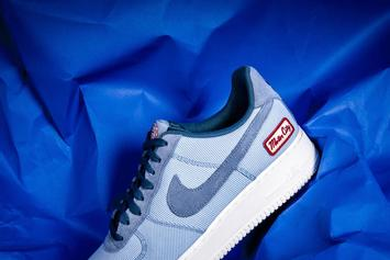 """Foot Locker x Nike Unveil Detroit-Inspired """"Home & Away"""" Air Force 1s"""