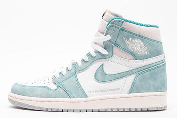 "Air Jordan 1 ""Turbo Green"" Release information"