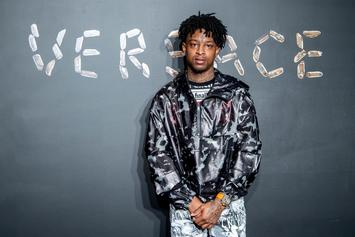 "21 Savage Appears On Jimmy Fallon To Perform ""A Lot"""