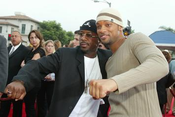 "Martin Lawrence And Will Smith Partner Up On Set Of ""Bad Boys For Life"""