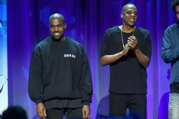 """Kanye West & TIDAL Reach Deal In Lawsuit Over """"The Life Of Pablo"""" Deception: Report"""