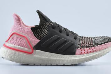 "Adidas UltraBoost '19 ""Bat orchid"" Release Details"