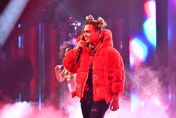 "Lil Pump Announces New Single ""Racks On Racks"" Drops Tomorrow"