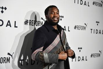 Meek Mill Pulled Over By Police In Jamaica For A Photo