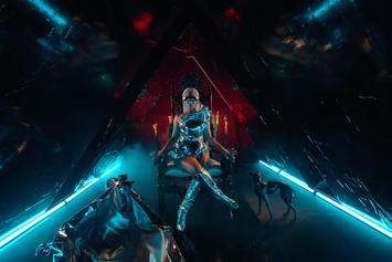 "Nicki Minaj Drops Haunting Visuals For ""Hard White"""