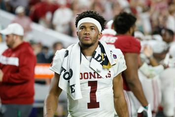 Kyler Murray Didn't Want To Tell Dan Patrick Which Sport He'd Rather Play