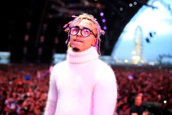 """Geoff Barrow Accuses Lil Pump Of Sampling Track Without Permission: """"F*ck Off"""""""
