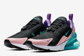 "Nike Air Max 270 ""Have A Nike Day"" Details"