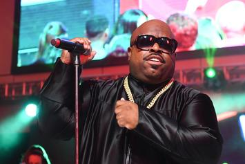 """Cee-Lo Green Apologizes For His """"F*ck Protesters"""" Super Bowl Comment"""