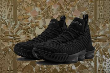 "Nike Lebron 16 ""Watch The Throne"" Rumored For All-Star Weekend"