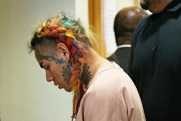 6ix9ine's Ex-Girlfriend Sara Molina Says He Beat Her Bloody & Raped Her