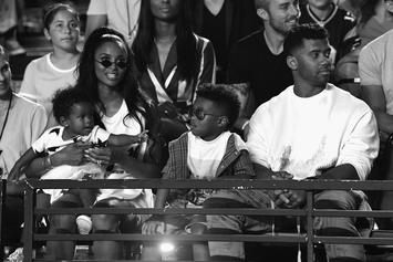"Ciara & Future's Son Was ""The Happiest Kid In The World"" After Hanging With The Migos"