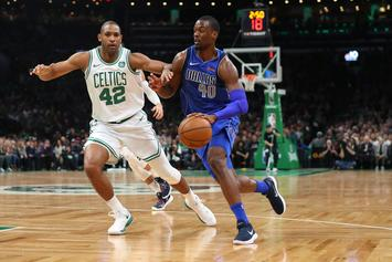 Harrison Barnes Traded To The Sacramento Kings Mid-Game