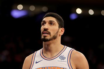 New York Knicks Cut Ties With Enes Kanter