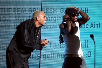Chris Brown Ties Lil Wayne With New Billboard Achievement