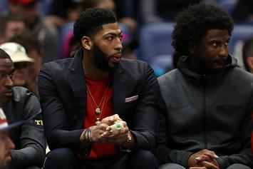 Pelicans Plan To Reduce Anthony Davis' Playing Time: Report