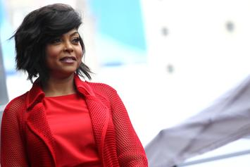 Taraji P. Henson Talks Being A Black Mother And Fears For Her 24-Year-Old Son
