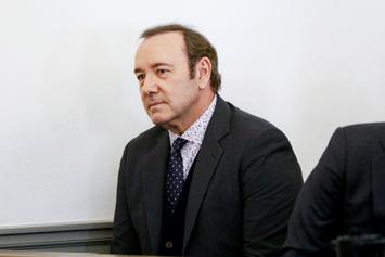 Kevin Spacey Requests Sexual Assault Lawsuit Dismissal