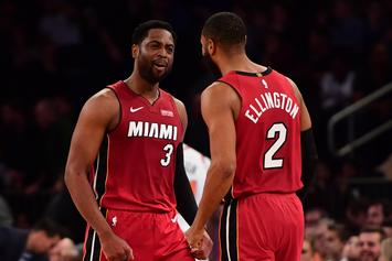 Dwyane Wade Proclaims Warriors Starting Five As One Of The Best Ever
