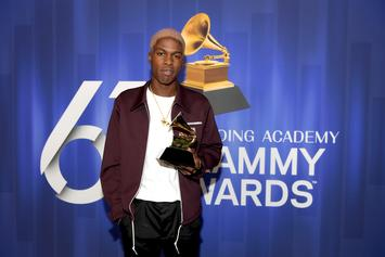 "Daniel Caesar Secures His First Grammy Award For ""Best Part"""