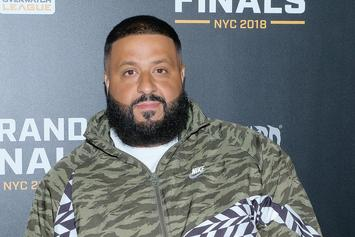 DJ Khaled Gave Baby Stormi Webster The Cutest 1st Birthday Gift Ever