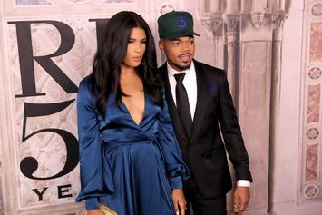 Chance The Rapper & His Fiancée Head Back To Court Over Child Custody