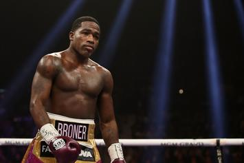 Adrien Broner Doesn't Care About The Gucci Boycott