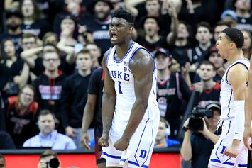 Zion Williamson Dents Basketball With Super Strength: Twitter Reacts