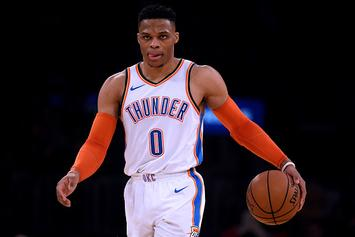 "Russell Westbrook On Criticism: ""Blessed With Talent To Not Give A F*ck"""