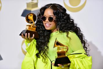 H.E.R. Speaks On Drake Collaboration Prospect, J. Cole & Poetry