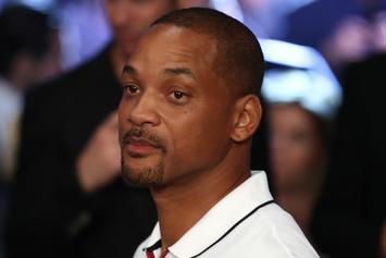 "Will Smith Explains Why He Turned Down The Role Of Neo In ""The Matrix"""