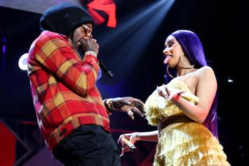 "Cardi B Calls Offset's Album ""A Beautiful Piece"" In Loving Message"