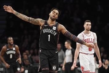 """D'Angelo Russell Says Lakers Trade Was """"Best Thing That Happened in My Career"""""""