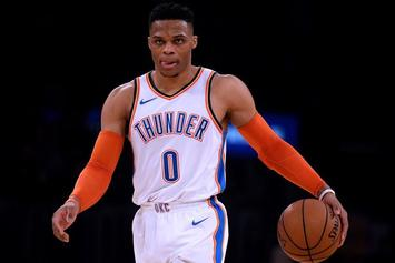 Russell Westbrook Still Sees Room For Improvement After 11th Straight Triple-Double