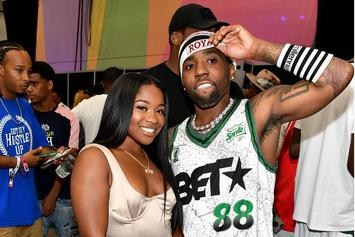 Reginae Carter & YFN Lucci Look To Be Back Together