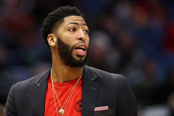 "Anthony Davis Opens Up NBA Trade List: Boston Celtics & ""All 29 Other Teams"" Can Get It"