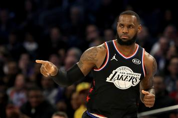 LeBron James Calls NBA Ownership More Of An Aspiration Than A Dream