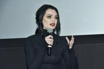 WWE Star Paige Says New Movie With Dwayne Johnson Helped With Depression