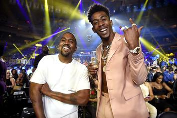 """Desiigner Doubles Down On Claims That Kanye West Is """"Crazy"""" On New Track"""