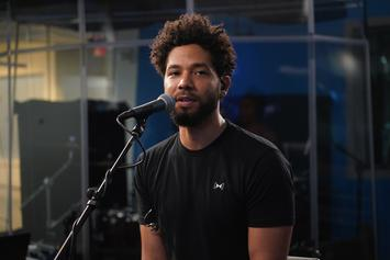 Jussie Smollett Reportedly Seen In Elevator With His Attackers Night Of Incident