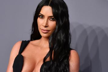 Kim Kardashian Shares Intimate Photos In Karl Lagerfeld's Memory